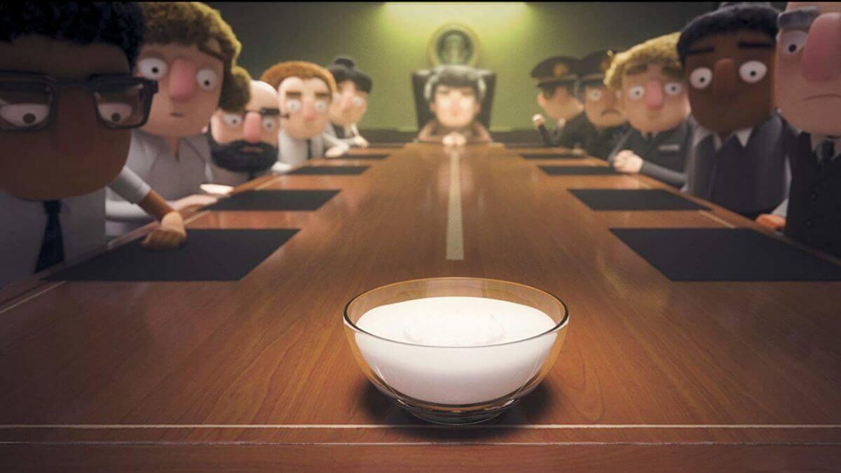 When The Yogurt Took Over</span> / Когда йогурт захватил мир